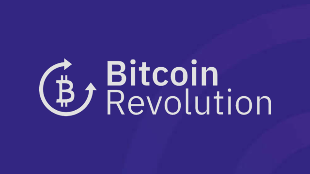Bitcoin Revolution Logo